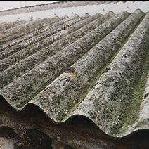 asbestos slate